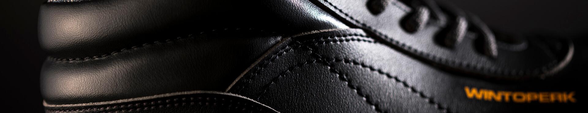 Polosárová obuv